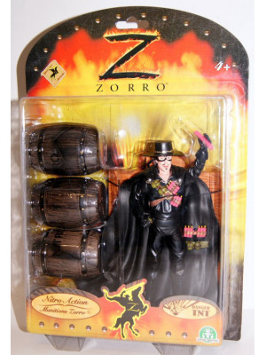 Zorro Action - Munitions Zorro